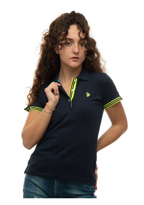 Polo piquet mezza manica US Polo Assn | 2 | 5993748439179