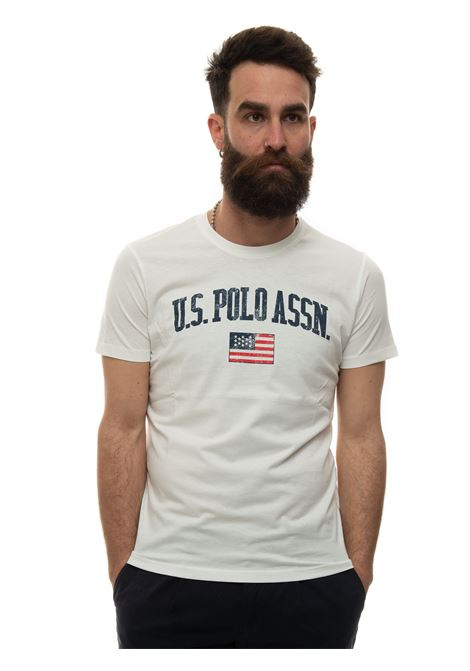 Round-necked T-shirt US Polo Assn | 8 | 59942-49351101