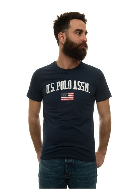 Round-necked T-shirt US Polo Assn | 8 | 59942-49351179