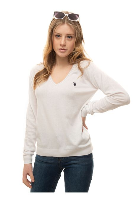 V-neck pullover US Polo Assn | 7 | 60076-52226101
