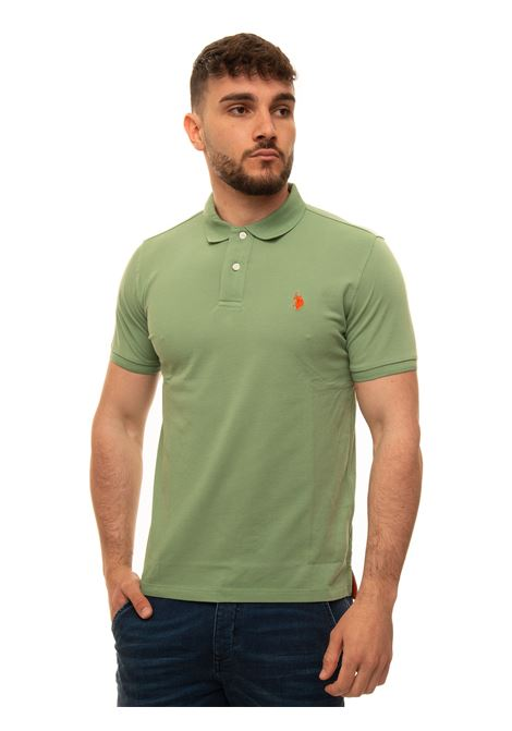Polo shirt in cotton piquet US Polo Assn | 2 | 60129-41029148