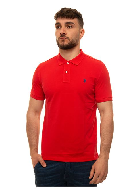 Polo in cotone piquet US Polo Assn | 2 | 60129-41029155