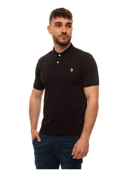 Polo in cotone piquet US Polo Assn | 2 | 60129-41029199