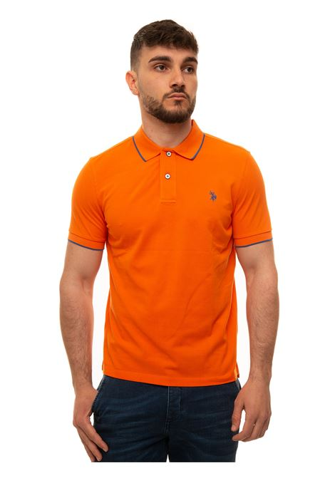 Short sleeve polo shirt US Polo Assn | 2 | 60143-41029115