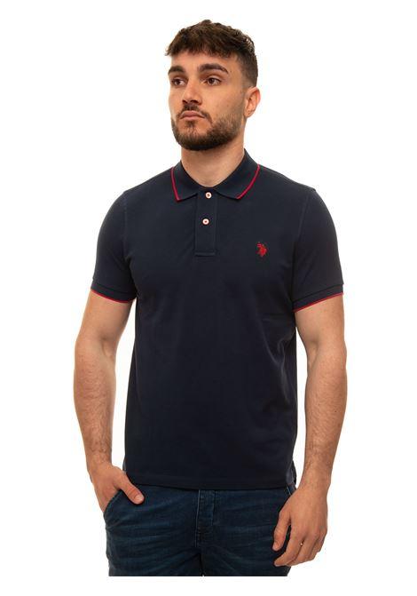 Short sleeve polo shirt US Polo Assn | 2 | 60143-41029179