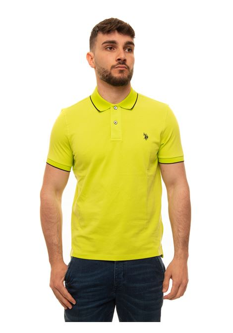 Short sleeve polo shirt US Polo Assn | 2 | 60143-41029344