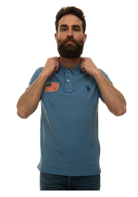 Short-sleeved polo shirt US Polo Assn | 2 | 60159-52987138