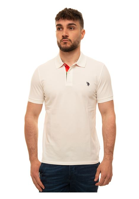 Polo shirt in cotton piquet US Polo Assn | 2 | 60172-52024101