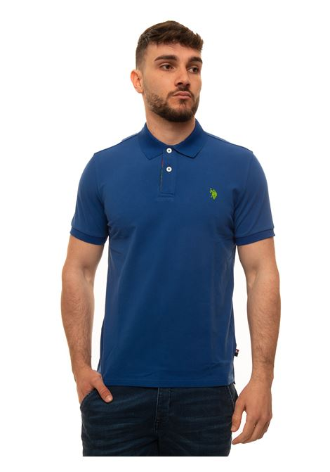 Polo in cotone piquet US Polo Assn | 2 | 60172-52024373
