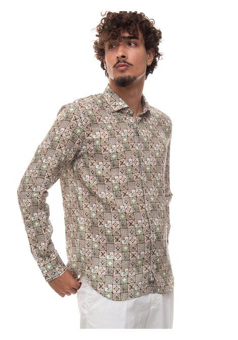 Camicia casual Vincenzo De Lauziers | 6 | FR47-TX5156