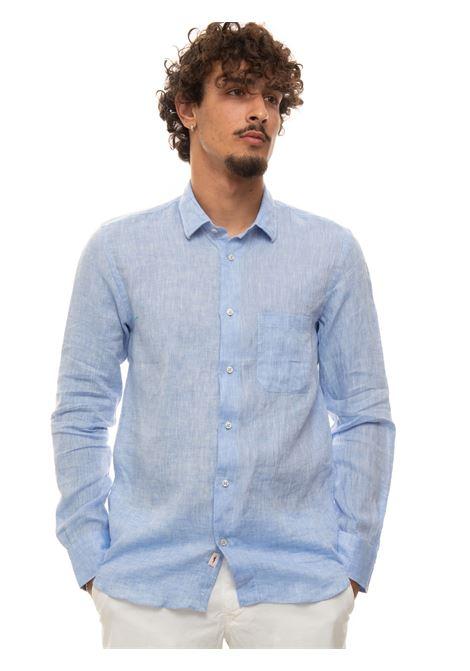 Camicia casual Vincenzo De Lauziers | 6 | G25-BL081803