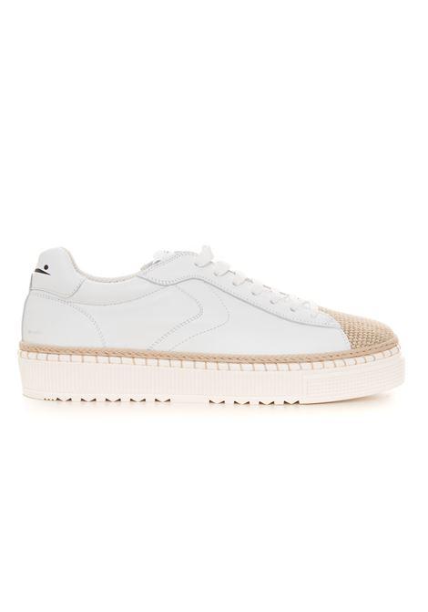 Sneakers CAPRERA Voile Blanche | 5032317 | 0012015716-011E05