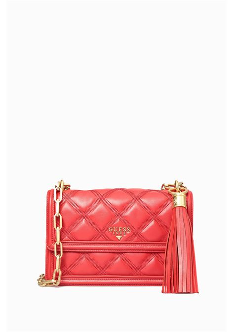 TRACOLLA GUESS GUESS | 1712522951 | HWSANQL8321ROSSO