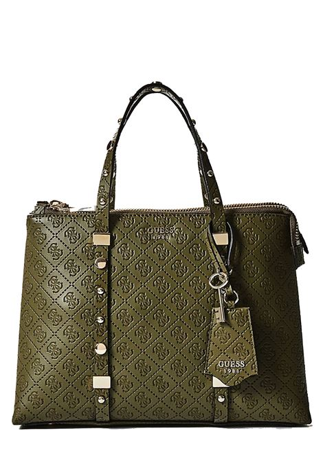 GUESS | 31 | SG699306VERDE MILITARE