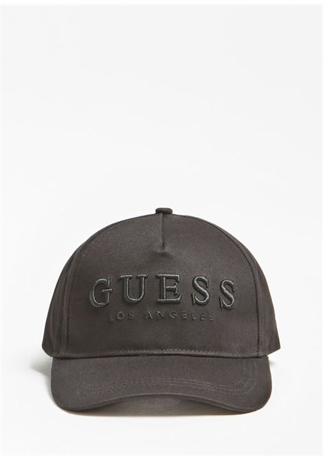 BERRETTO GUESS GUESS | 1880537366 | AM8612COT01NERO