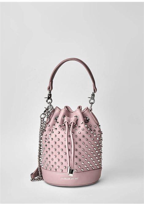 SECCHIELLO PASH BAG PASH BAG | -363402236 | 10317ROSA