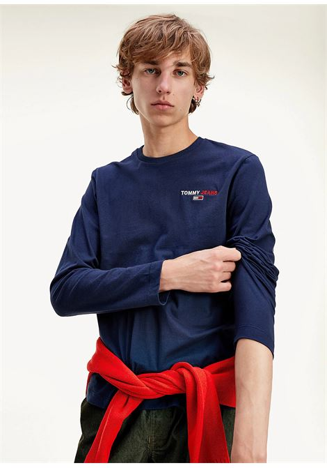 T-SHIRT TOMMY JEANS tommy jeans | 8 | DM0DM009402C87