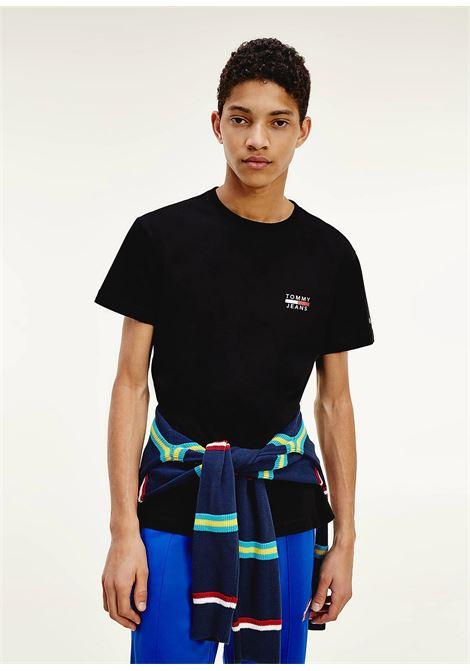 T-SHIRT TOMMY JEANS tommy jeans | 8 | DM0DM07472BDS