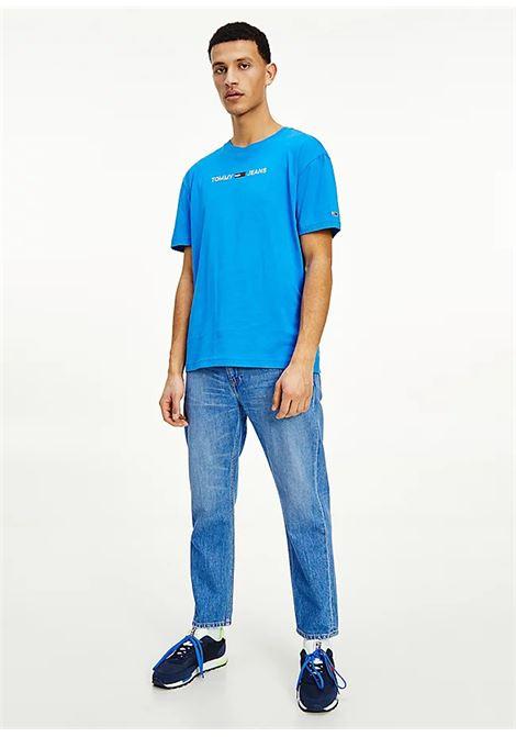 T-SHIRT TOMMY JEANS tommy jeans | 8 | DM0DM09701C2W