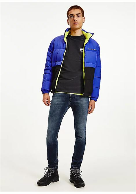 tommy jeans | 9 | DM0DM111411BK