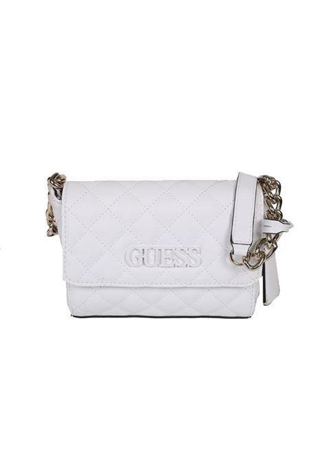 TRACOLLA GUESS GUESS | 1712522951 | VG730278BIANCO