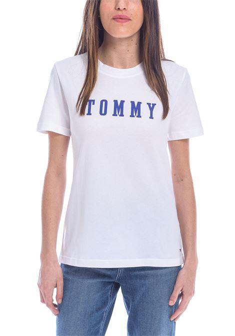 T-SHIRT TOMMY HILFIGER tommy hilfiger | 8 | WW0WW23857901