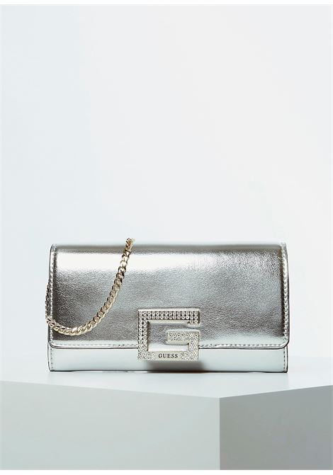 POCHETTE GUESS GUESS | 62 | MG767571ARGENTO