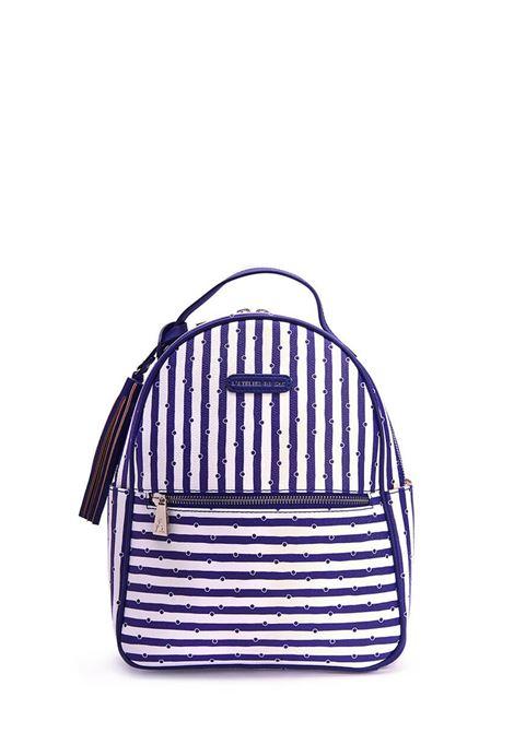 ZAINO PASH BAG PASH BAG | -1688908165 | 9494BIANCO/BLU