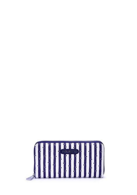 PORTAFOGLI PASH BAG PASH BAG | 63 | 9500BIANCO/BLU