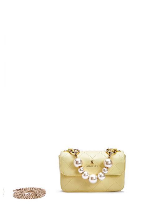PASH BAG | 1712522951 | 9742GIALLO