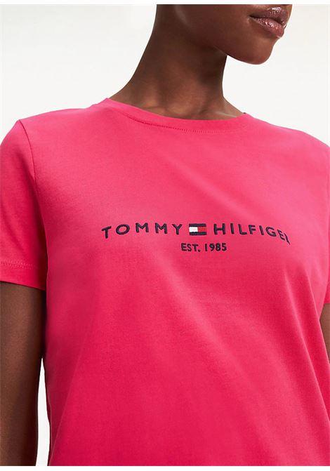 T-SHIRT TOMMY HILFIGER tommy hilfiger | 8 | WW0WW26868TZ8