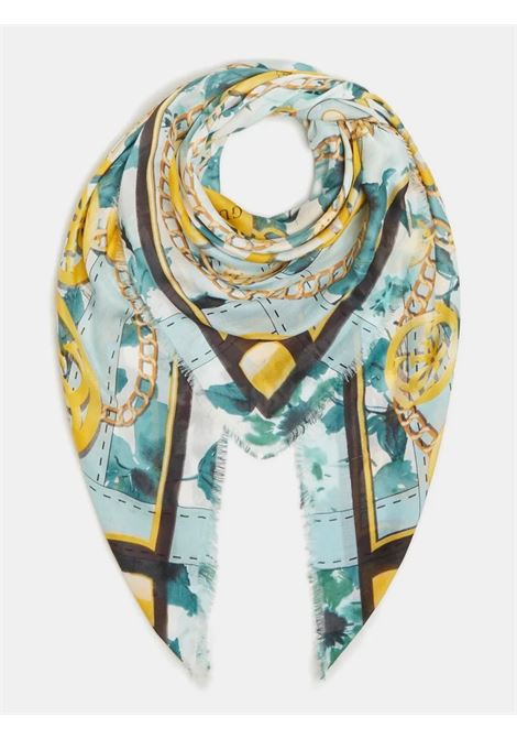 FOULARD GUESS GUESS | -709280361 | AM8605MOD03ACQUA