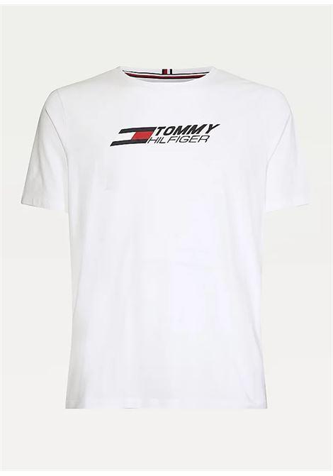 T-SHIRT TOMMY HILFIGER tommy hilfiger | 8 | MW0MW17282YBR