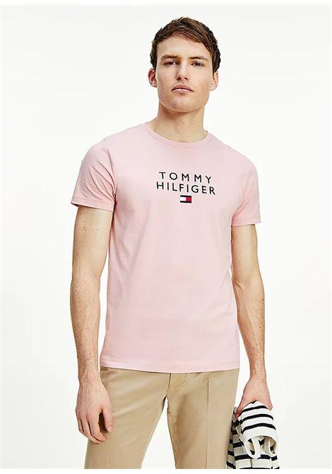 T-SHIRT TOMMY HILFIGER tommy hilfiger | 8 | MW0MW17663TMJ