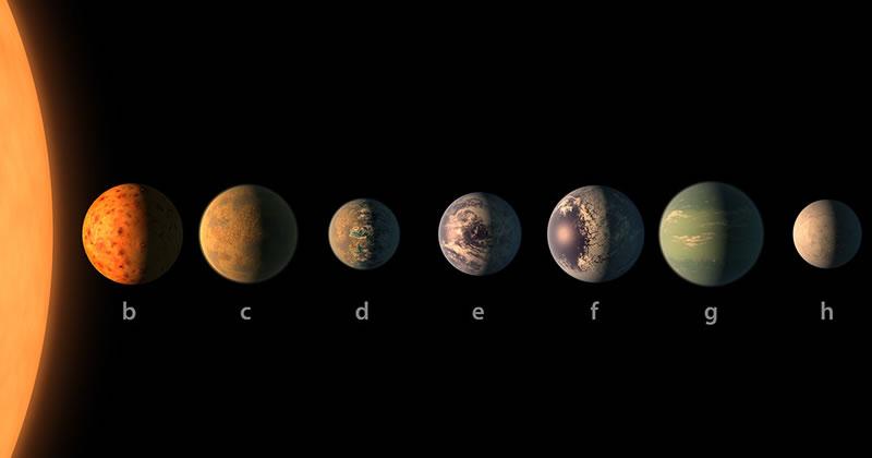 Sabe aquelas imagens incríveis de planetas que a NASA mostra? A maioria é mentira!!! Veja você mesmo...