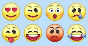 Teste para Facebook - Qual emoji te representa?