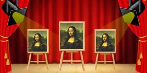 Quais fotos suas são consideradas obras de arte?