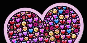Lindo mosaico de Amigos! Mostre o quanto você os ama!