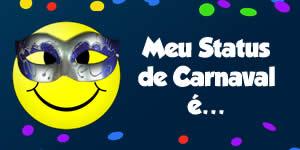 Qual seu Status de Carnaval? Descubra!