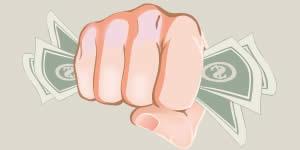 Quem esta de olho no seu dinheiro?