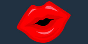 Como é seu beijo? Descubra já!