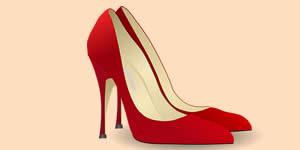 Mulher descubra qual é o sapato que combina com você!