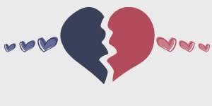 Quem é a outra metade que completa seu coração?