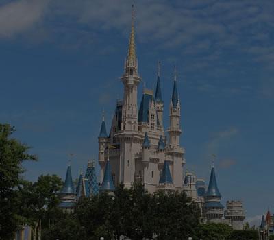 Quais amigos você vai levar para a Disney?