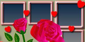 Mosaico - Buquê de Flores com 15 Amigos. Faça o Seu!