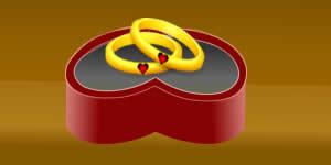 Declaração de Amor para o(a) Esposo(a) c/foto de Vocês na Caixinha de Aliança. Faça a Sua!
