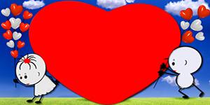 Quais Amigos você tem Carregado com muito Carinho no seu Coração?? Descubra!