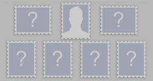 Quem está no seu álbum de selos?