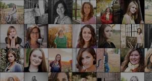 Mosaico com 20 Amigos - Qual o seu?