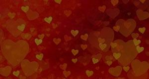 Como seria seu mosaico de coração?